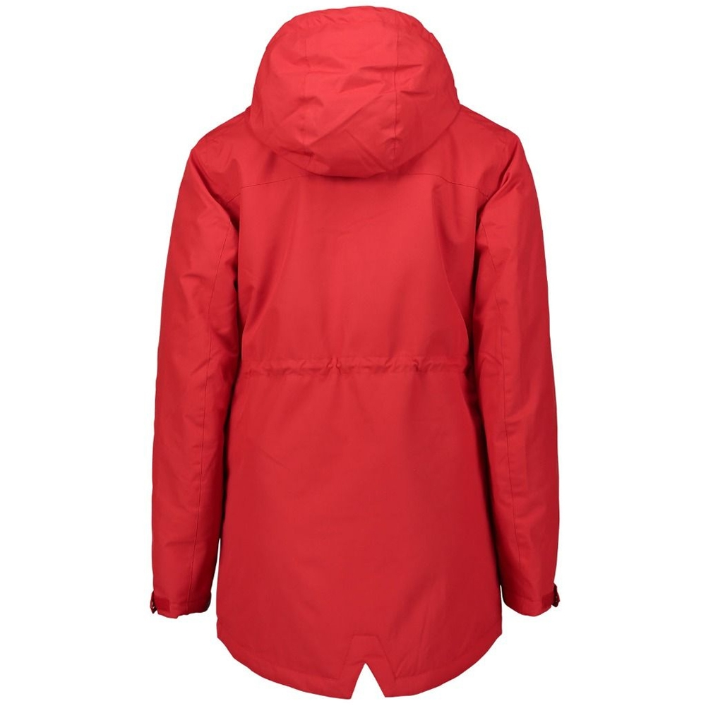 WearColour State Parka Red 2019