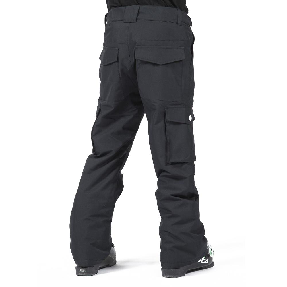 WearColour Trooper Pant Black 2019