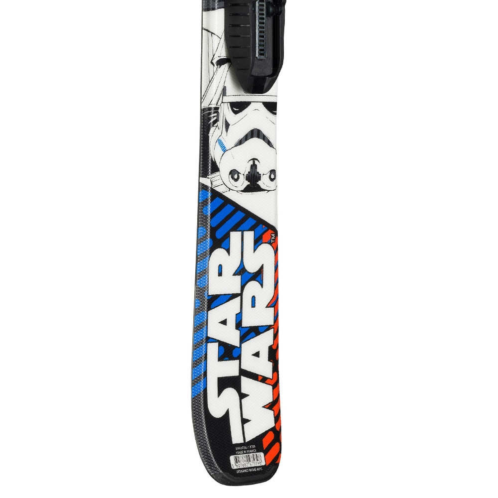 Rossignol Star Wars Kid X Ski with Kid X 4 Binding 2019