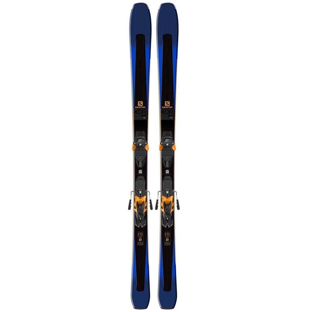 Salomon XDR 84 Ti Ski with Warden MNC 13 Demo Binding 2019