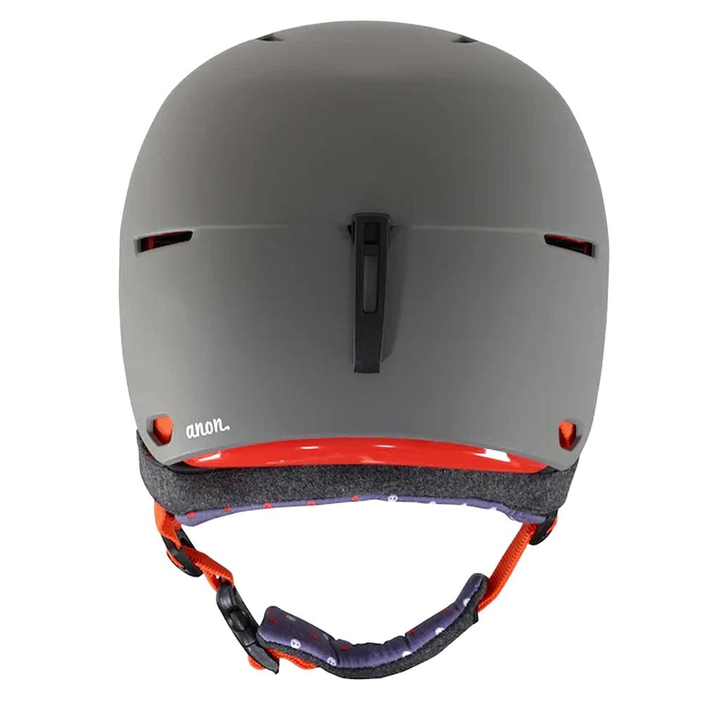 Anon Raven Helmet Gray 2019