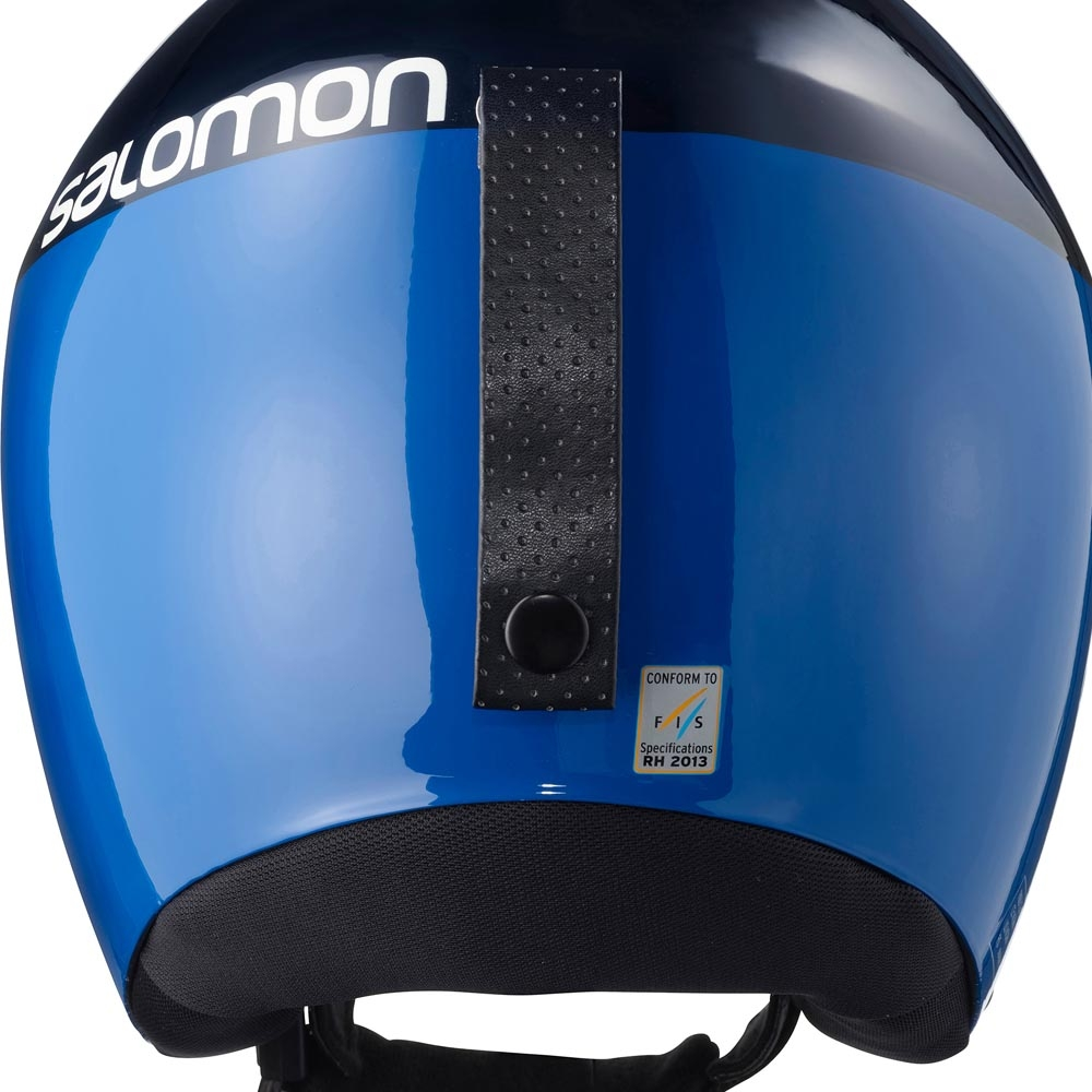 Salomon S Race Helmet Blue 2019
