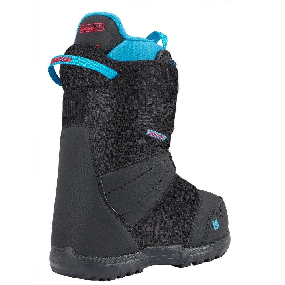 Burton Zipline Boa Junior Boots Black 2018