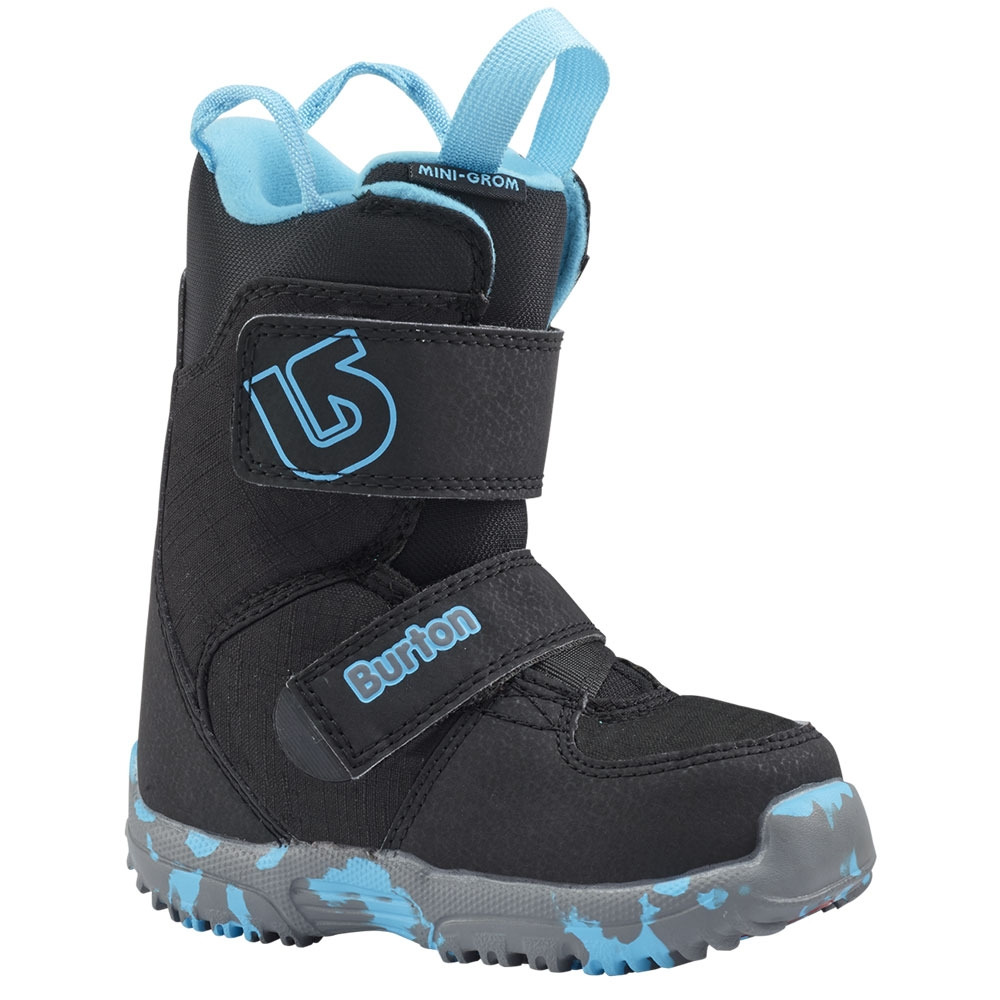 Burton Mini Grom Kids Boot Black 2019