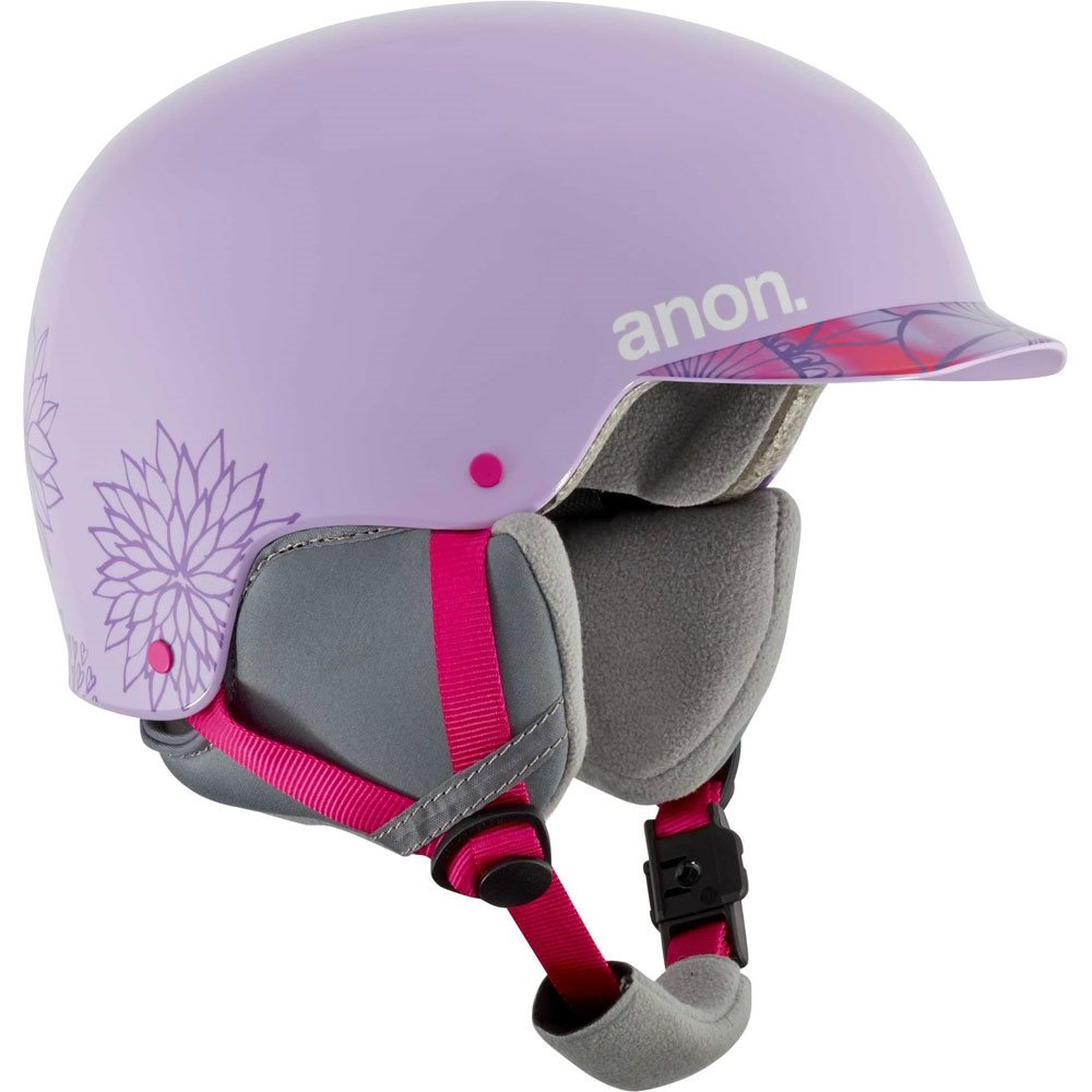 Anon Scout Spring Purple Junior Helmet 2018