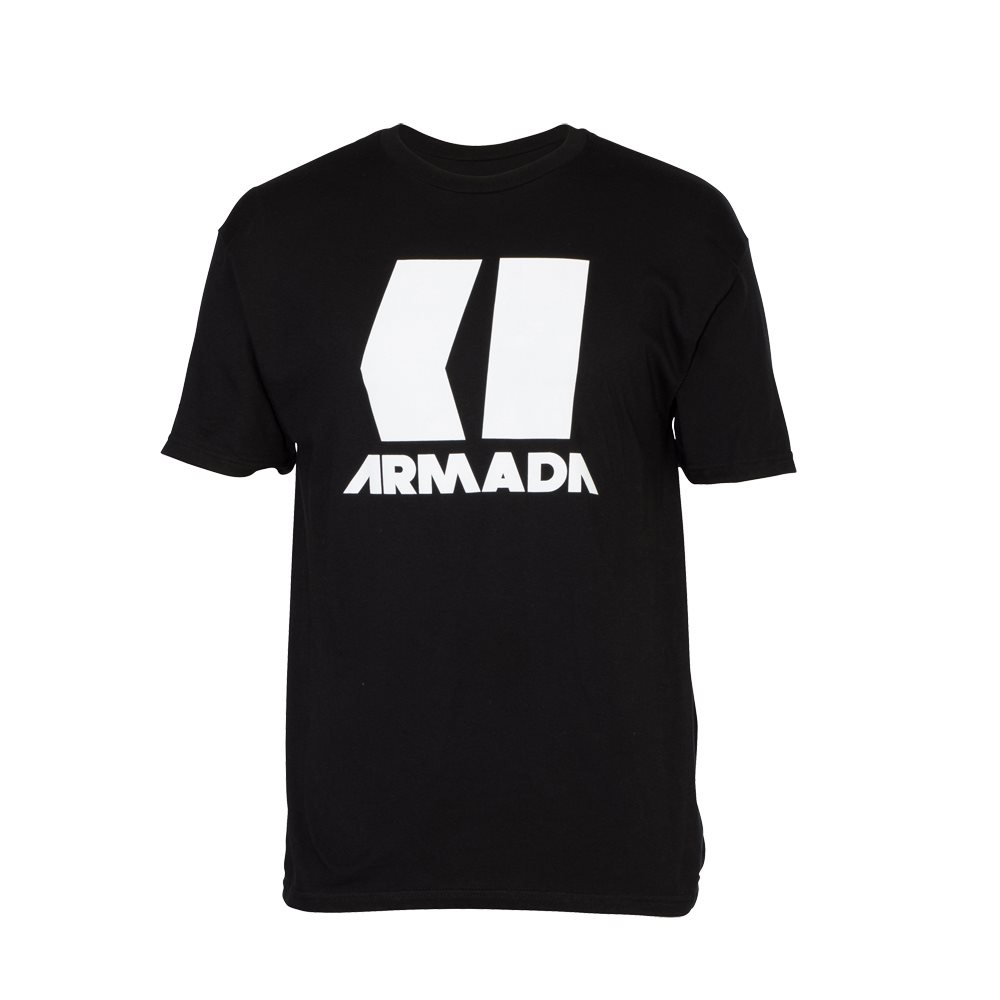 Armada Icon Tee Black 2018