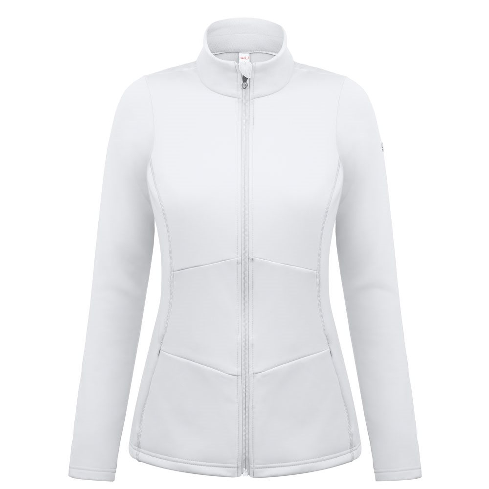 Poivre Blanc Stretch Fleece White 2018
