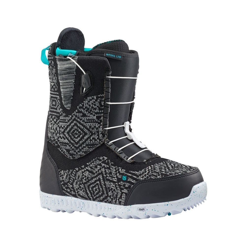 Burton Ritual Ltd Womens Boots Black/Multi 2018