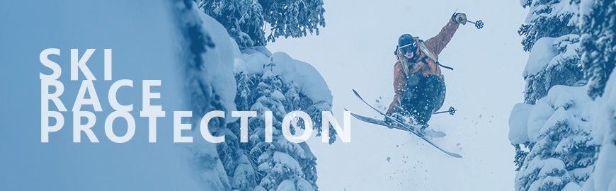 Ski Racing Protection | Ski Racing | Shin Guards | Chinguards - Snowtrax
