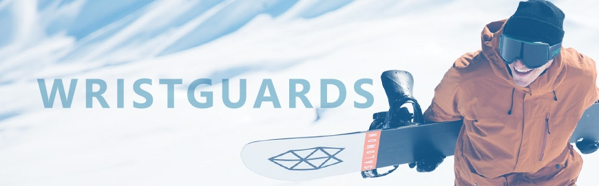 Wrist Guards | Body Protection | Body Armour - Snowtrax