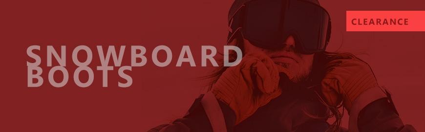Snowboard Boots - Snowtrax