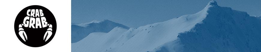 Crab Grab | Snowboarding | Gloves | Stomp Pads - Snowtrax