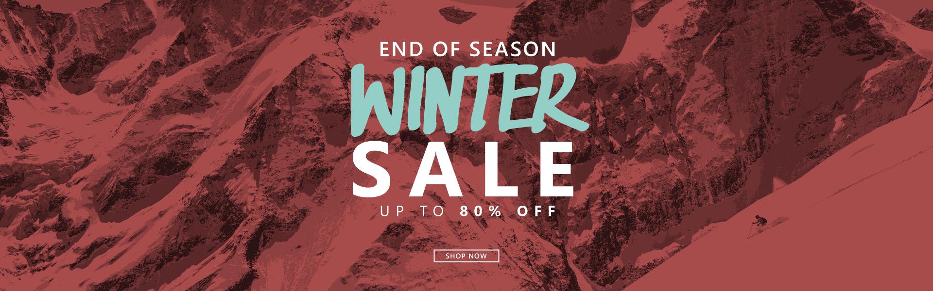 End Of Season Sale 2021