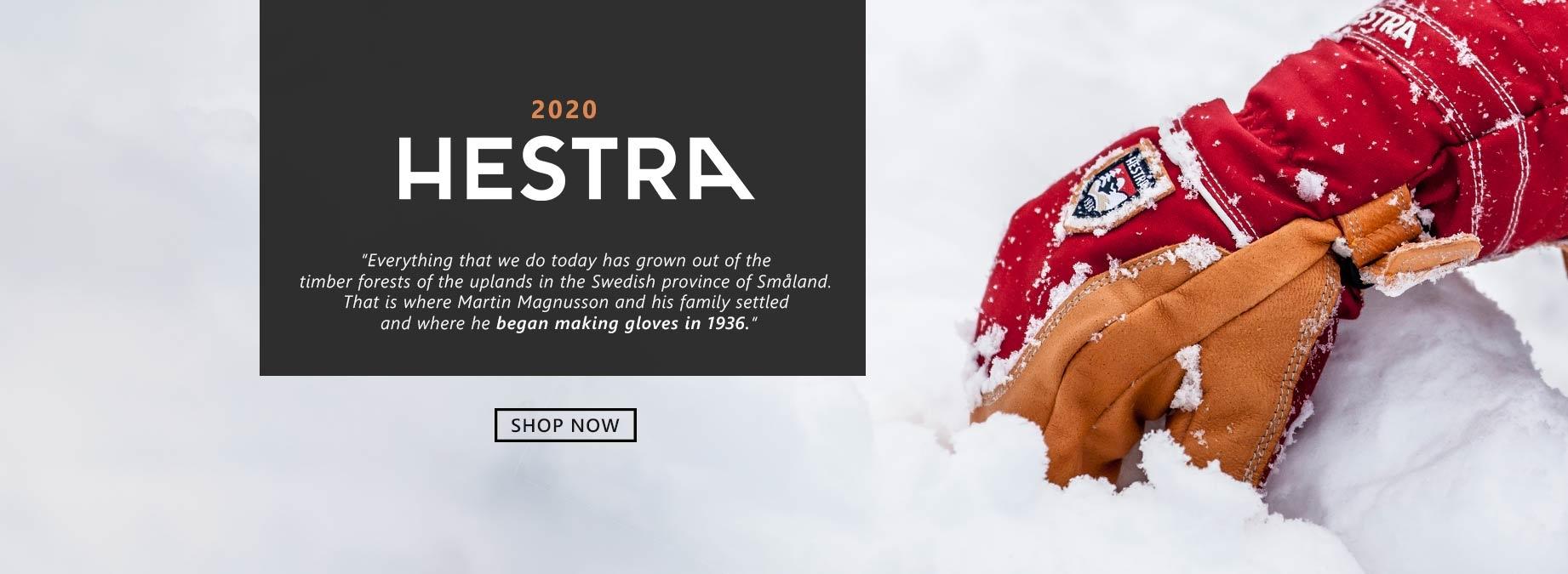 Hestra Gloves 2020