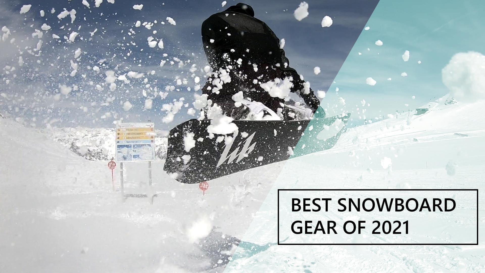 Best Snowboard Gear of 2021