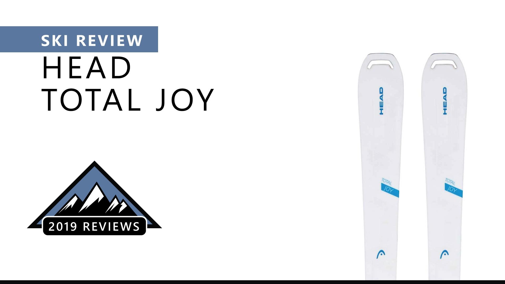 Ski Review | 2019 Head Total Joy