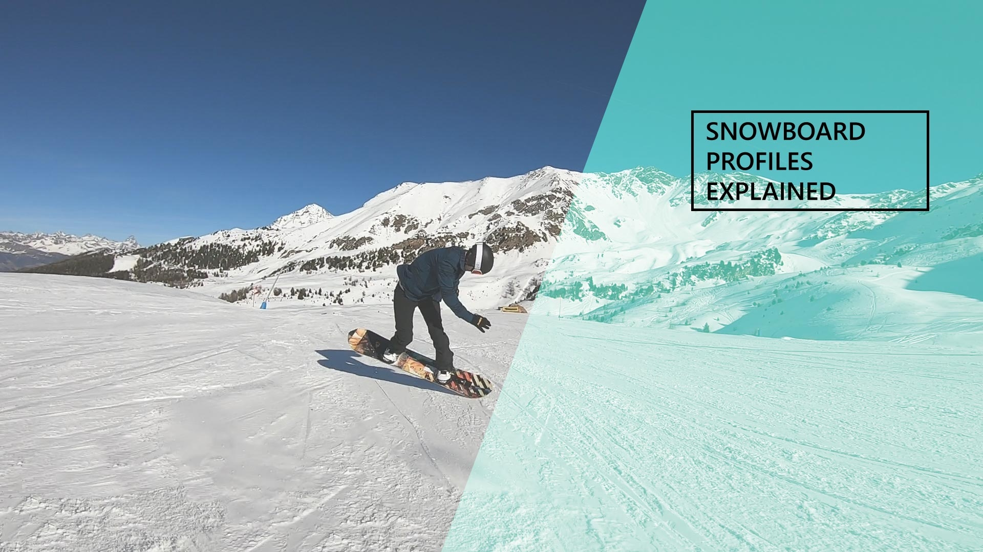 Snowboard Profiles Explained!
