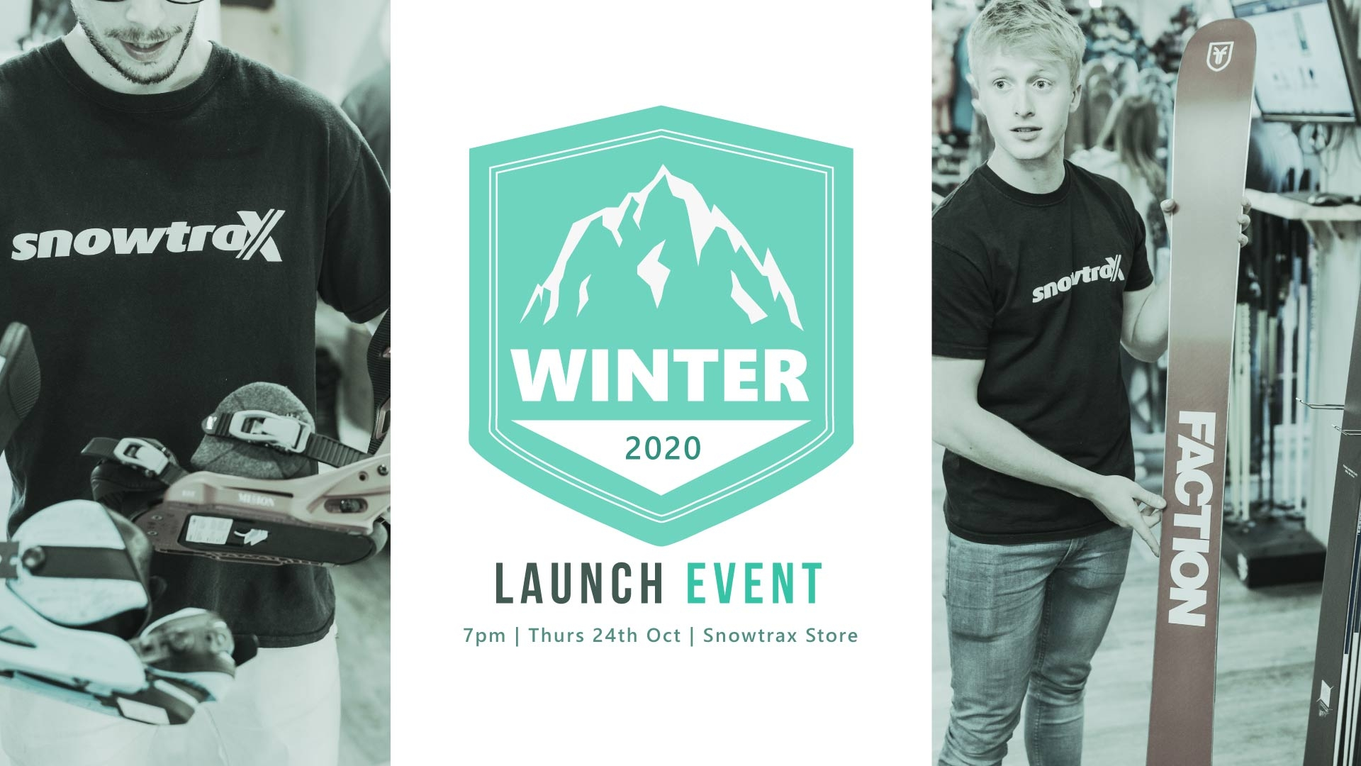 Winter 2020 Launch Event