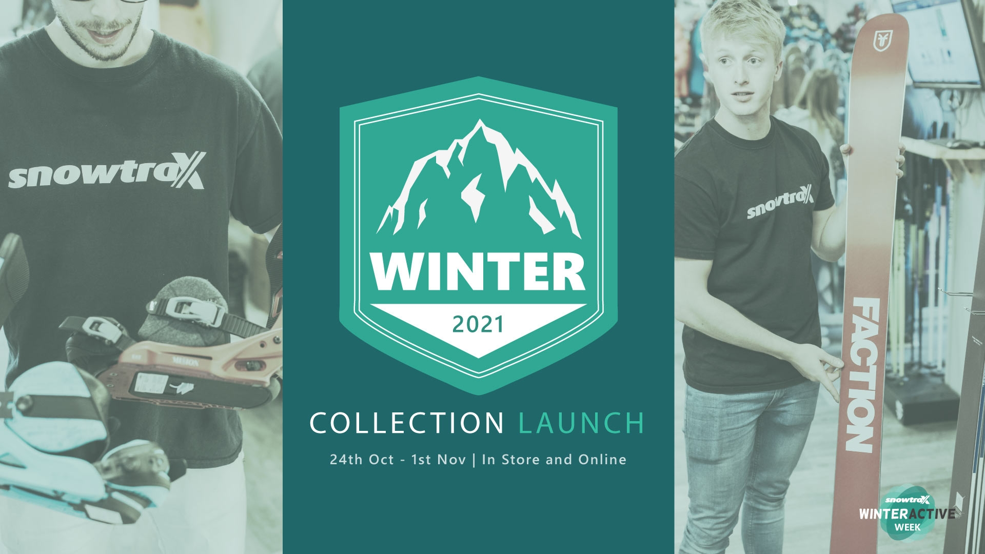 Winter 2021 Collection Launch