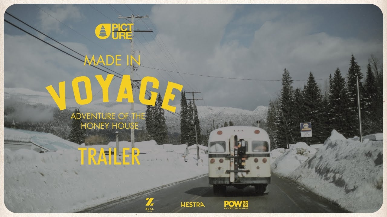 Film: Made In Voyage