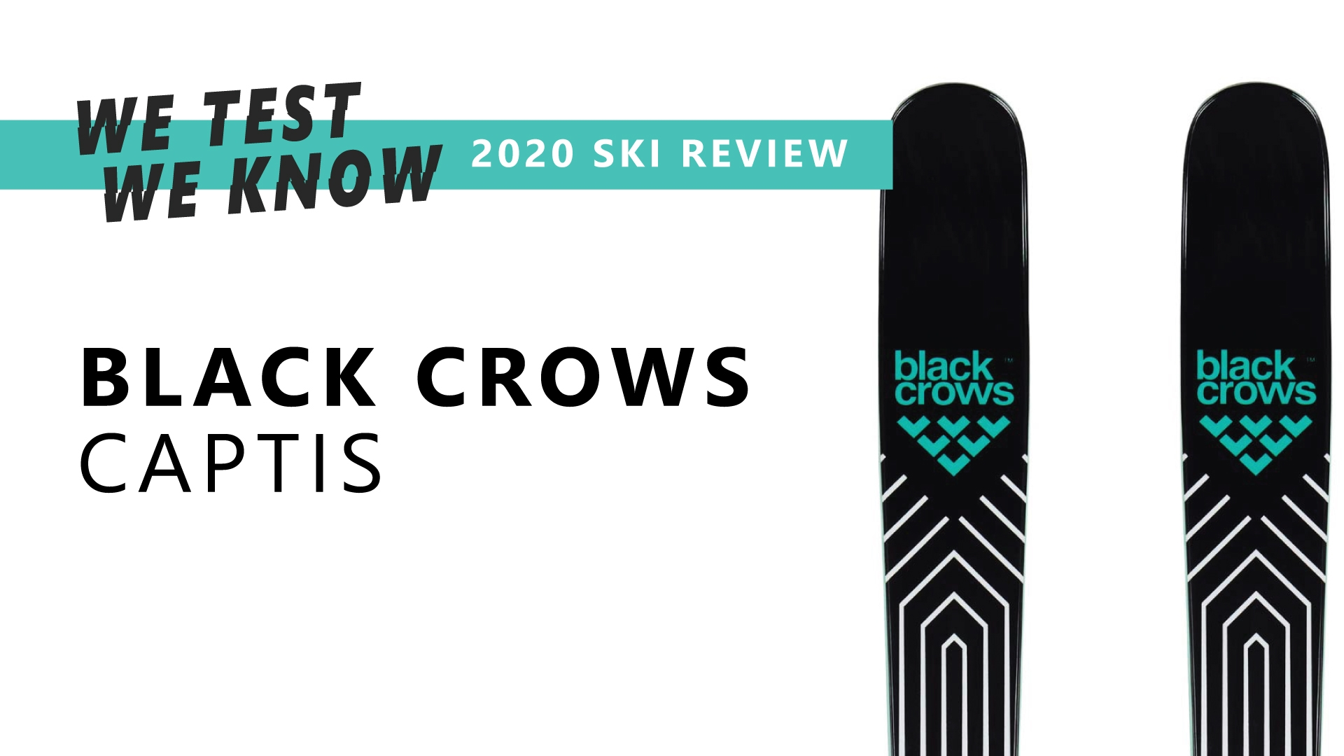 Black Crows Captis - 2020 Ski Review