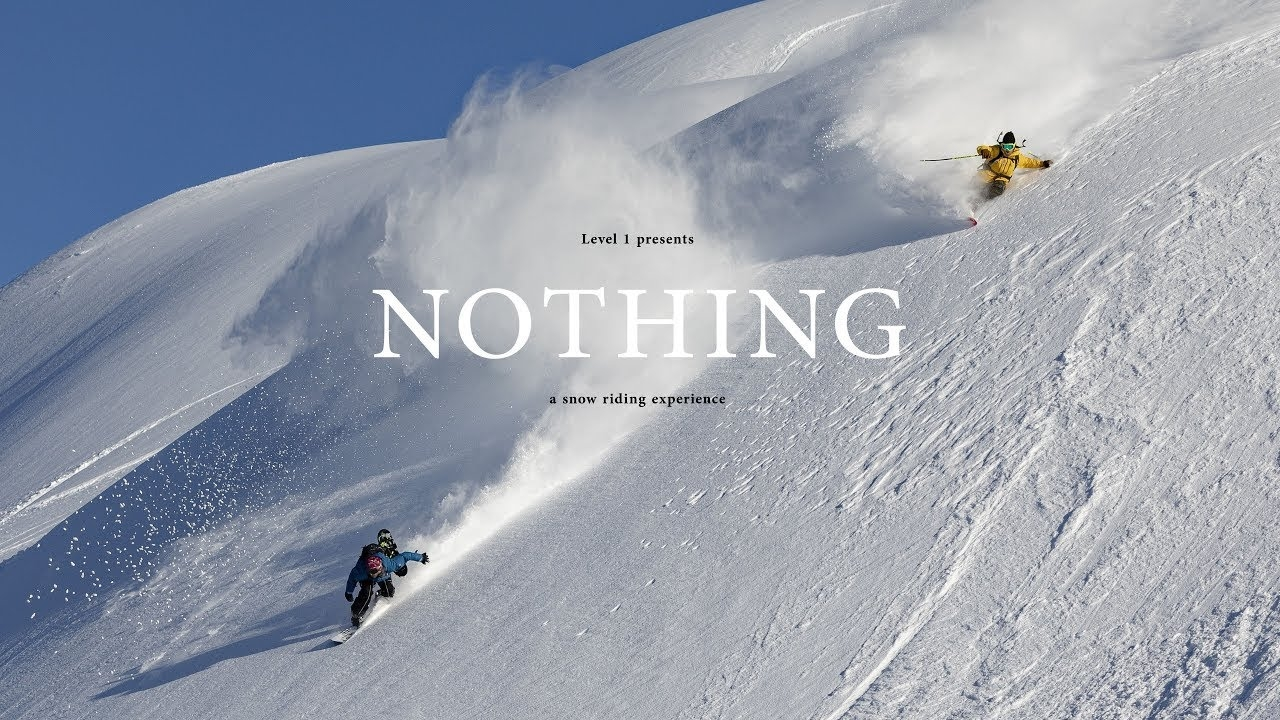 Nothing - A Snow Riding Experience