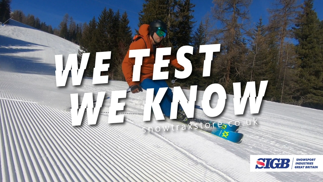 We Test We Know | Slide On Snow 2019