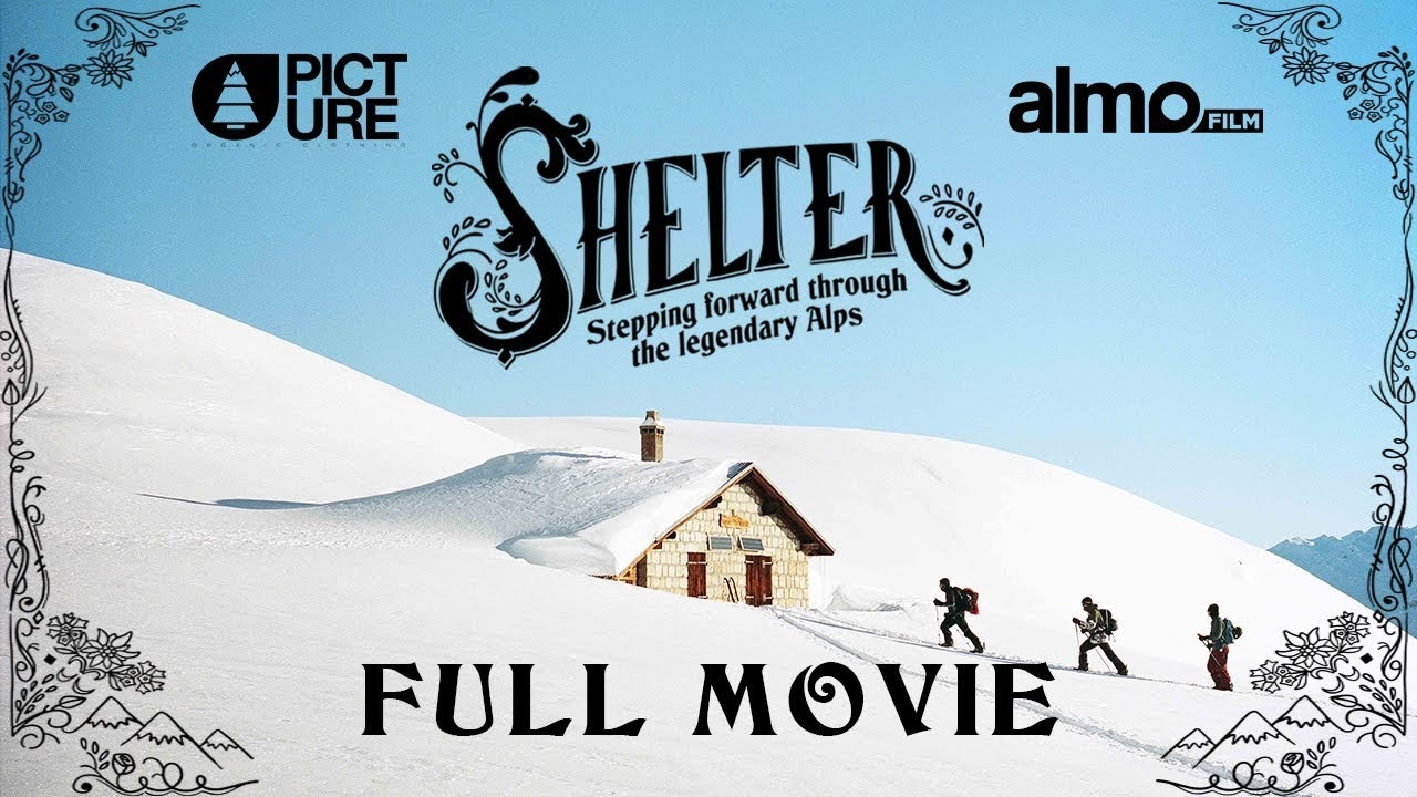 Shelter - Film with Picture Organic Clothing